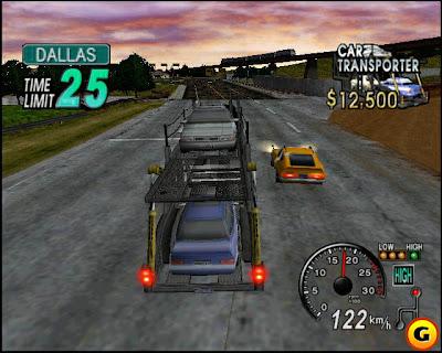 18 Wheeler: American Pro Trucker (PS2) 2001