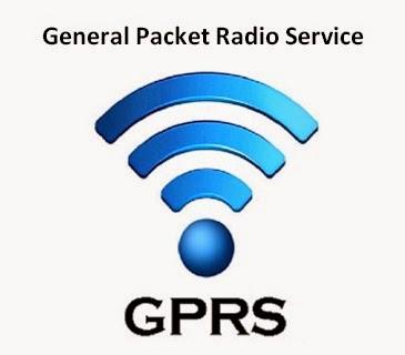 Pengertian GPRS Kepanjangan GPRS