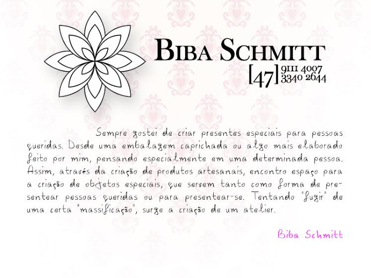 ¬ Biba Schmitt ¬