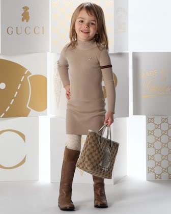 kids high neck dresses in this winter