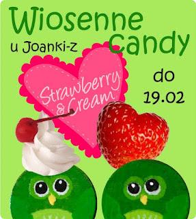 Wiosenne candy u Joanka - z