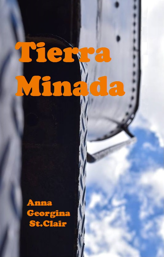 """Tierra minada"", mi última novela."
