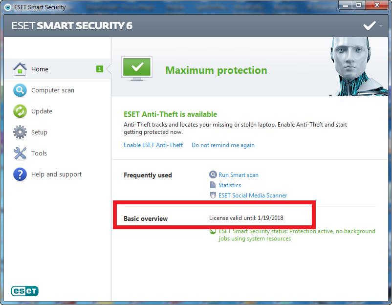 eset mobile security android keygen
