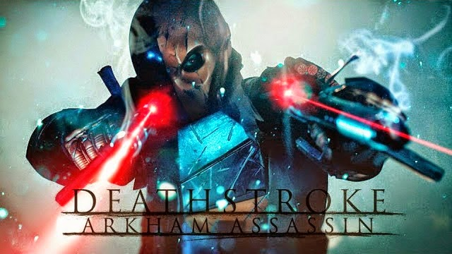 """Deathstroke: Arkham Assassin"""