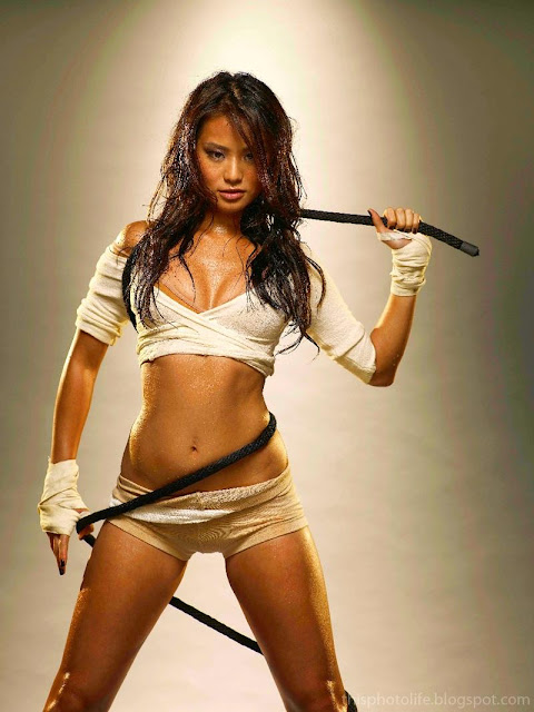 Hot Actress Jamie Chung
