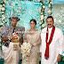 Motocross rider Gayan Sandaruwan's wedding