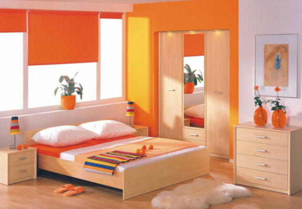 My bedroom pick your bedroom colour schemes Cheerful colors to paint a room