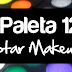 Review - Paleta 120 Cores A - Star Makeup