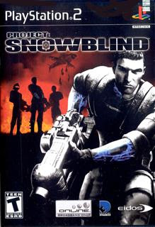 Project Snowblind   PS2