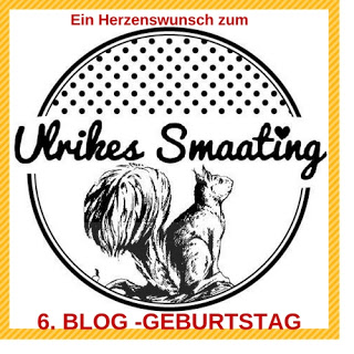 Ulrikes Bloggeburtstag