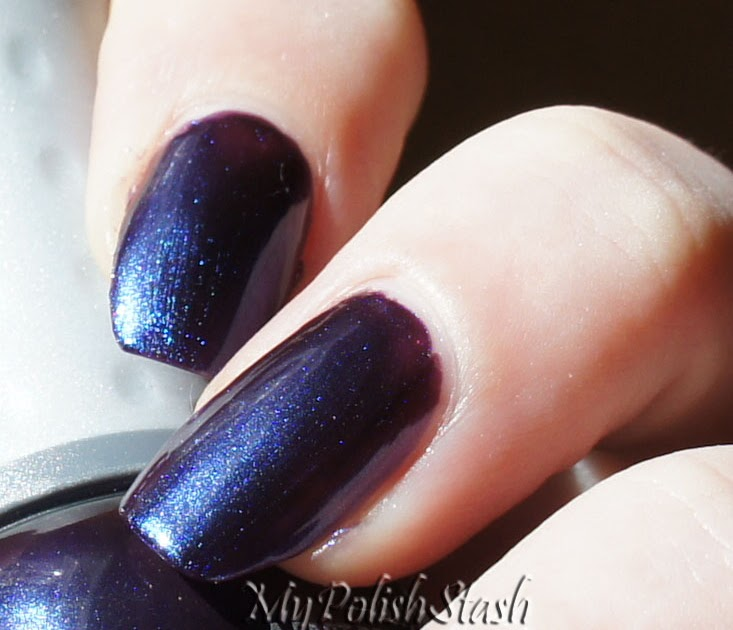 My Polish Stash: NOTD: Layering NfuOh over My Milkyway ...