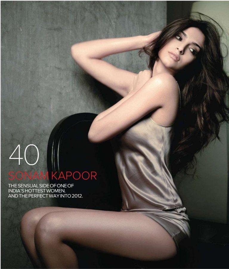 Sonam Kapoor on MAXIM Cover | MangoMag