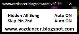 Cheat AyoDance Hidden Song V6116 By HikaraHikaru