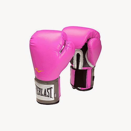 Sports authority coupon 25: Everlast Women's Pink Boxing Gloves