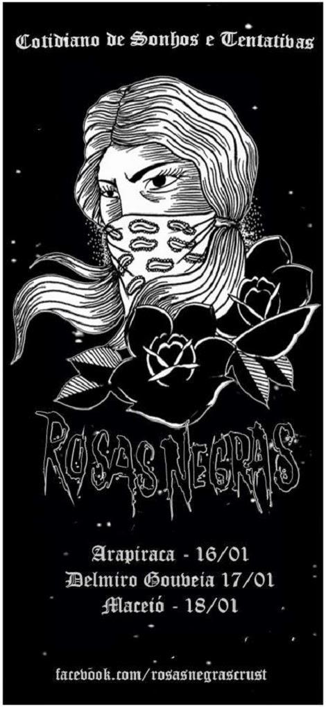 16 a 18-01-2015 - ROSAS NEGRAS - Arapiraca, Delmiro Gouveia, Maceió - AL