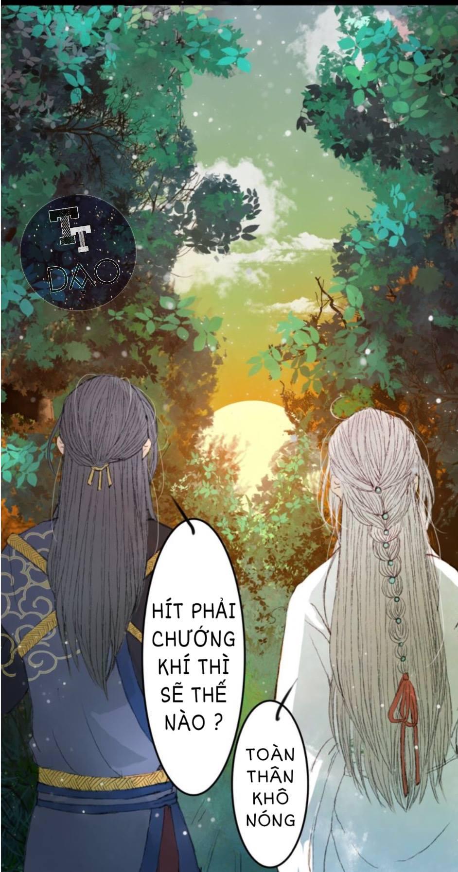 Khúc Hữu Ngộ Chap 3 - Next Chap 4