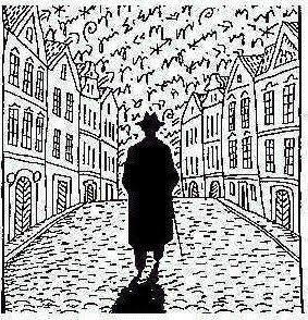 (Kafka en Praga)