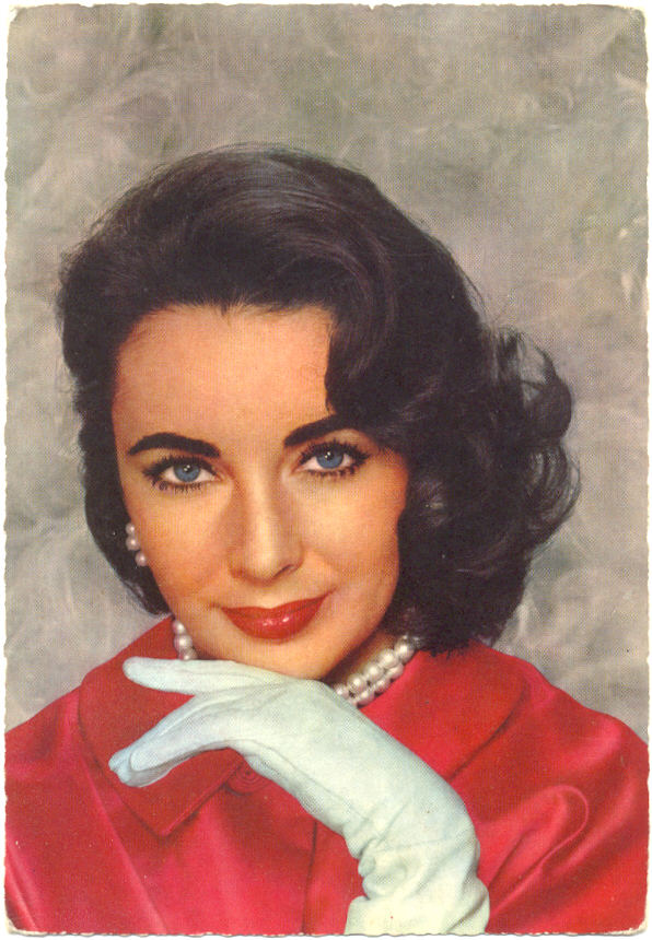Elizabeth Taylor Lived And Died As A Genuine Screen Goddess, Perhaps The  Last Of Her Kind. But At The Time Of Her Death From Congestive Heart  Failure She ...