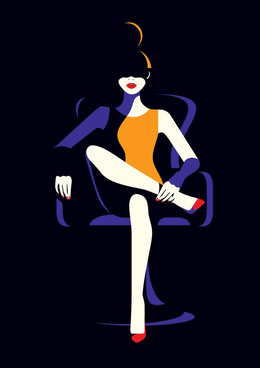 Malika Favre - ilustração