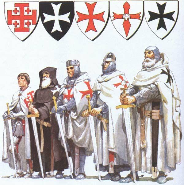 I cavalieri templari - Mike le pagine da colorare cavaliere ...