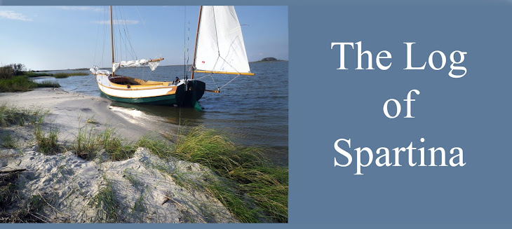 The Log of Spartina
