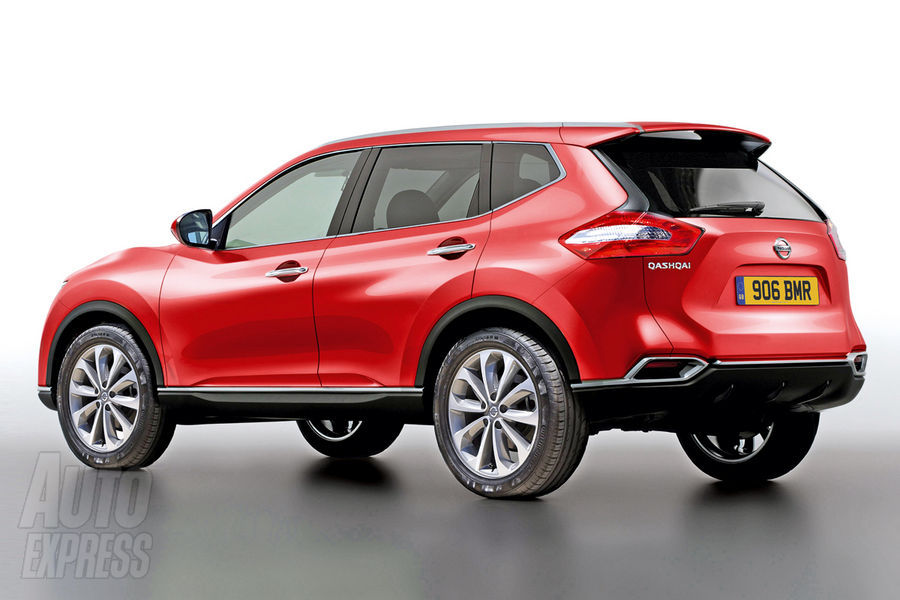 WoodysCarSite.Com: 2014 Nissan Rogue (