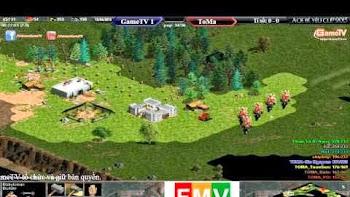 Bé Yêu Cup 2015 - 1/16 | GameTV 1 vs Toma