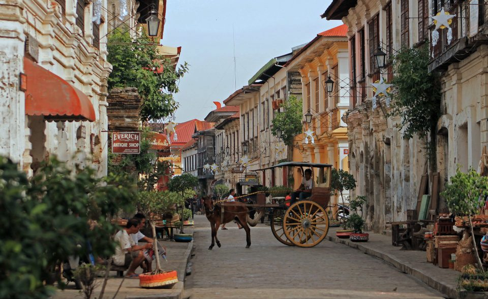 Vigan Philippines  city pictures gallery : ... would to live in the past, I would love to experience Ciudad de Vigan