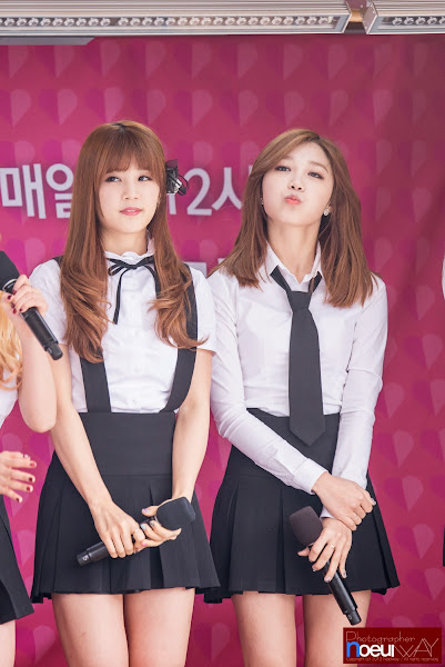 A Pink Chorong Eunji