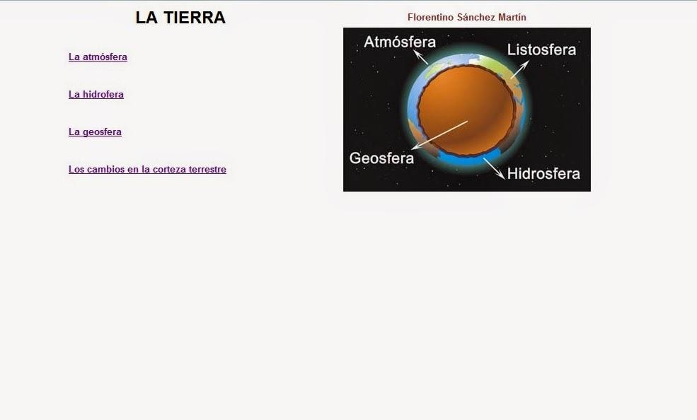 http://cplosangeles.juntaextremadura.net/web/edilim/tercer_ciclo/cmedio/la_tierra/index.htm