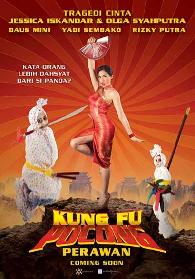 Kungfu Pocong Perawan 2012