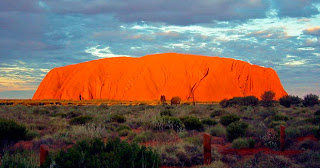 Best Honeymoon Destinations In Australia - Uluru National Park Australia 5
