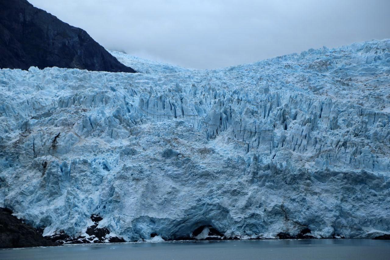 Glacier in Seward, Alaska
