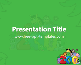 free animal ppt templates - photo #28