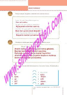 6.Sinif  Turkce Doku Yayinlari Ogrenci Calisma Kitabi Sayfa 127