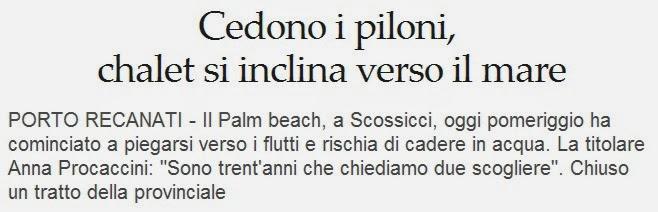 http://www.cronachemaceratesi.it/2014/04/17/cedono-i-piloni-chalet-si-inclina-verso-il-mare/454177/