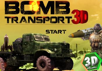 Bomba Taşıma 3D