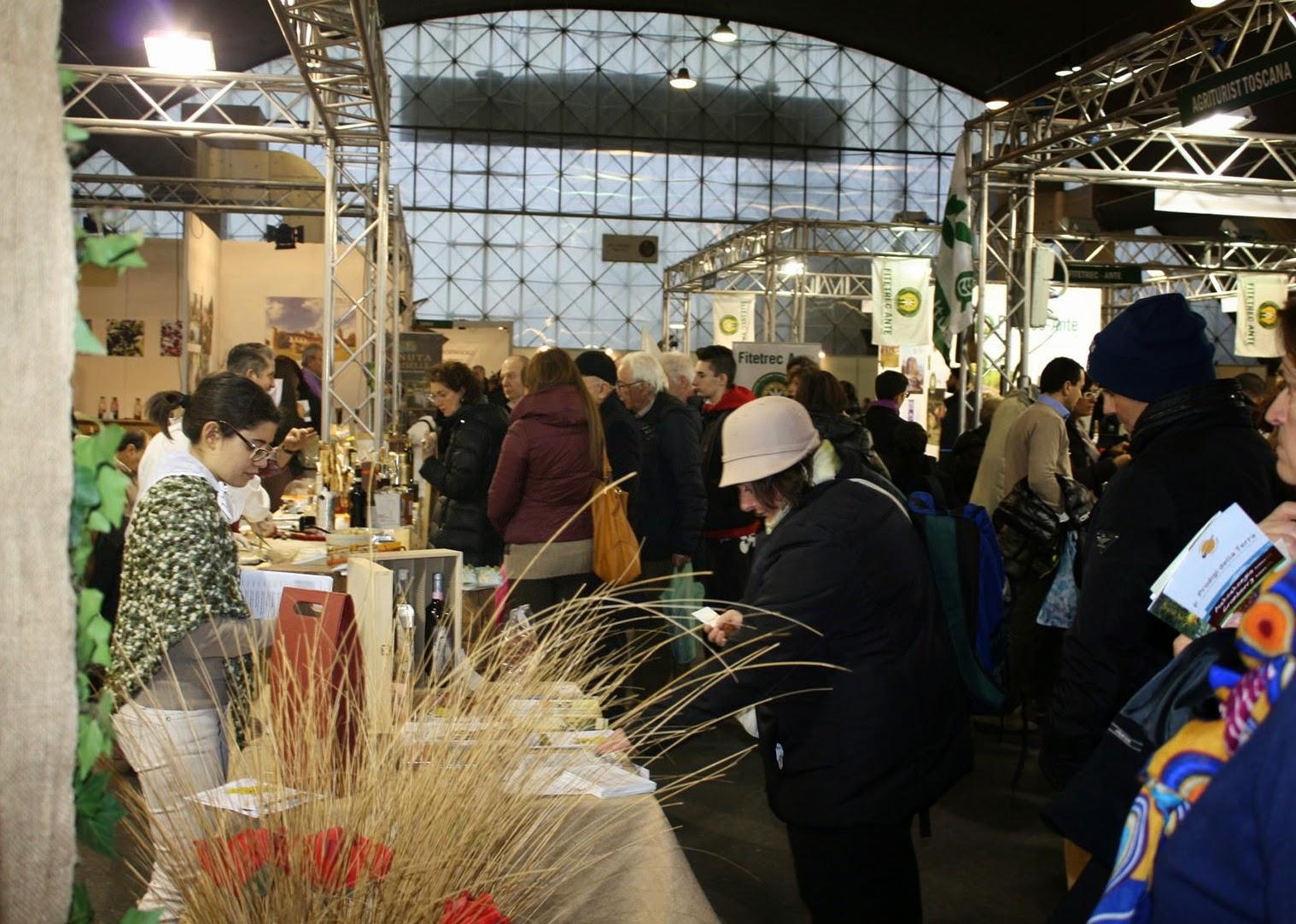 Agriturismo in Fiera!! 24 e 25 Gennaio 2015 Milano