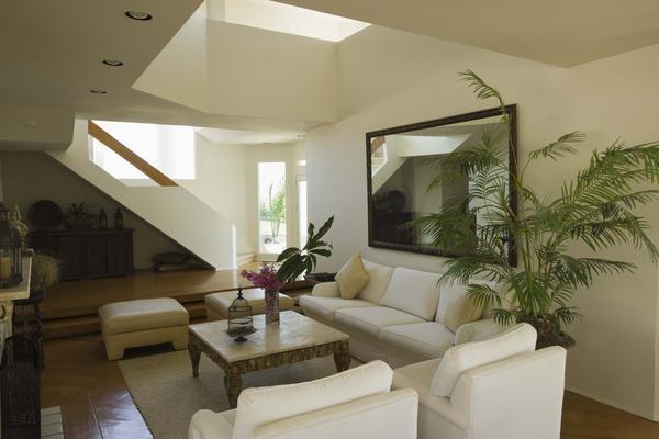 Bricolage e decora o ideias para salas pequenas for Espejos para living