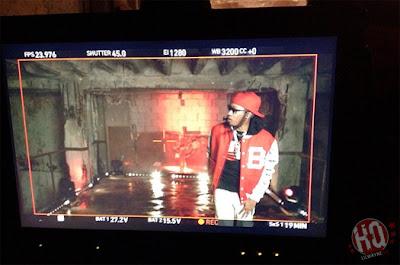 "dj khaled lil wayne future ti ace hood models bottles video shoot13 Photo Updates: Behind The Scene On Set Of DJ Khaled, Lil Wayne, Future, T.I. and Ace Hood's ""Models and Bottles"" Video Shoot"