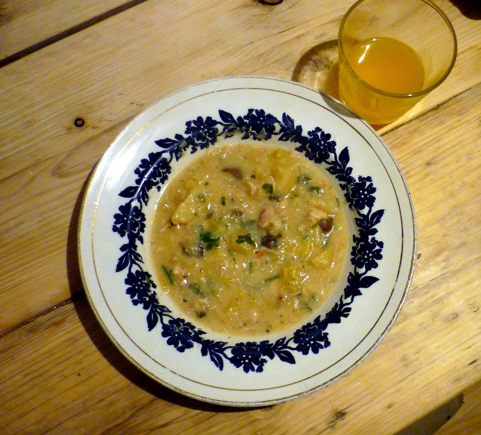 Chicken Chilli Soup Keston Kitchen