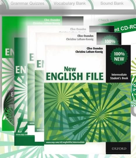 English file pre-intermediate student's book 3rd edition.