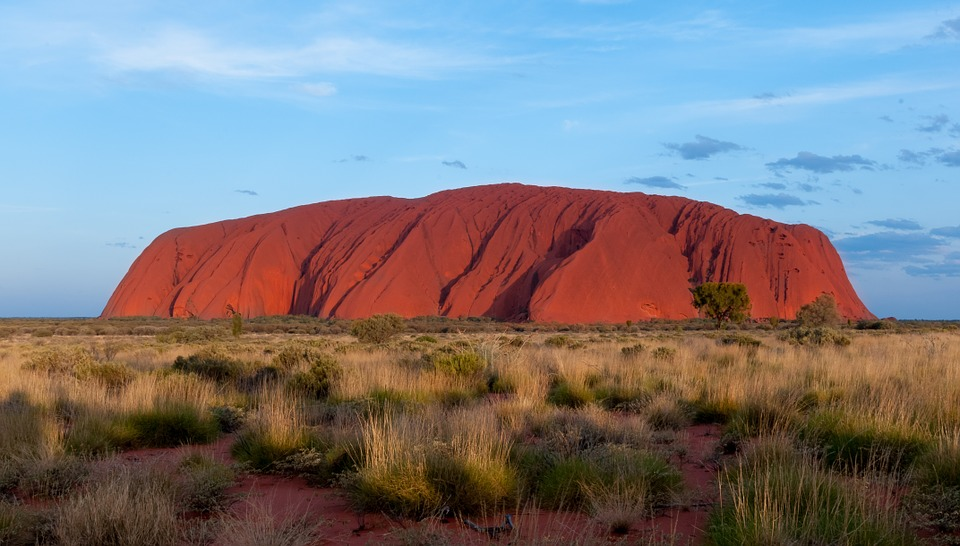 1001 Places I'd like to visit before I die #9 – Uluru