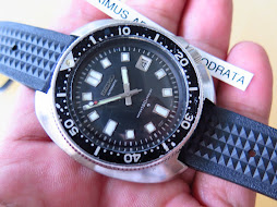 SEIKO DIVER 6105 8110 - WATER 150M RESIST - AUTOMATIC