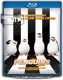Os Pinguins de Madagascar Torrent - BluRay Rip 720p | 1080p Dublado 5.1