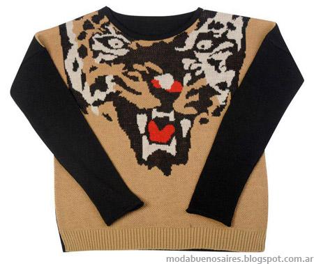 Muaa otoño invierno 2013 sweaters moda