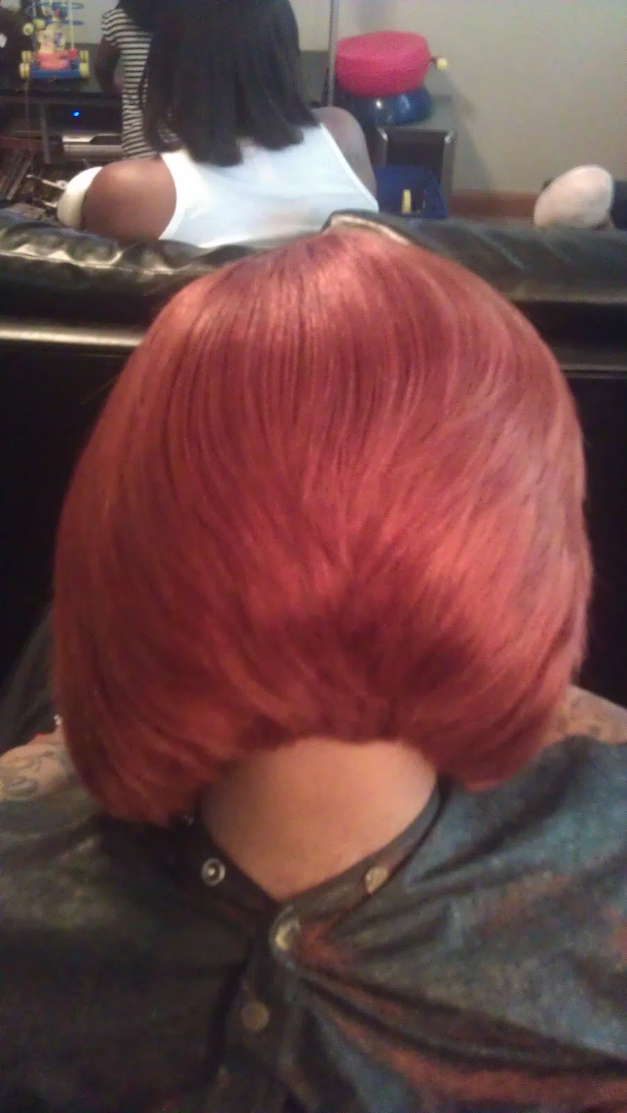 Bob Weave With Bangs Hairstyles More bobs and quick weaves