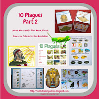 http://www.biblefunforkids.com/2013/09/moses10-plagues-part-2-of-3.html
