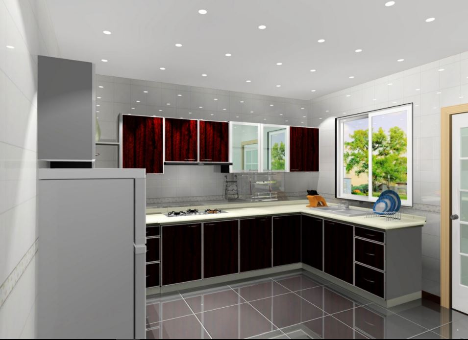 5 Kitchen With Simple Design