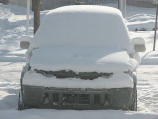 Hogyan ne tároljuk az autónkat.